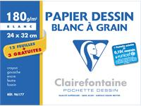 CLAIREFONTAINE - Papiers dessin