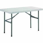 TABLE PLIANTE UNIVERSELLE MT - 122 X 74 X 61 CM