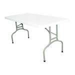 TABLE PLIANTE UNIVERSELLE MT - 152 X 74 X 76 CM