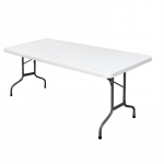 TABLE PLIANTE UNIVERSELLE MT - 183 X 74 X 76 CM