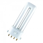 TUBE FLUORESCENT - 11 W - 4 BROCHES - 2G7