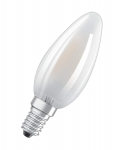 AMPOULE LED - E14 - 4W - FLAMME