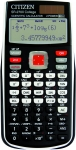 CALCULATRICE SCIENTIFIQUE SR-270X CITIZEN