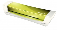 PLASTIFIEUSE ILAM HOME OFFICE A4 LEITZ - BLANC / VERT