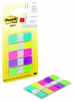 SET DE 5 X 25 MINI-INDEX POST-IT