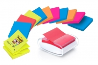 DÉVIDOIR Z-NOTES PRO BLANC POST-IT