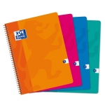 CAHIER OXFORD MAXI FORMAT - 180 PAGES - 5 x 5 - 24 x 32 cm