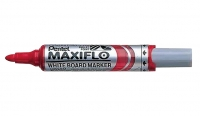 MARQUEUR MAXIFLO MWL5M - POINTE OGIVE LARGE - ENCRE ROUGE
