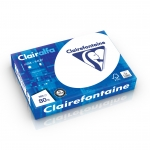 RAMETTE PAPIER A4 80G PERFO. 4 TROUS BLANC CLAIRALFA - CLAIREFONTAINE
