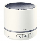 MINI-ENCEINTES BLUETOOTH WOW BLANCHE/GRISE LEITZ