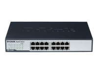 SWITCH DE BUREAU D-LINK - 16 PORTS