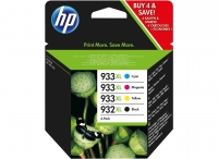 MULTIPACK 4 CARTOUCHES C2P42AE HP (932/933)