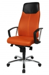 FAUTEUIL DE BUREAU MANAGER GAUTIER ONE ORANGE
