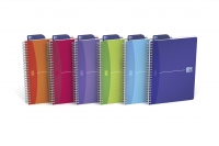 CAHIER MY COLOURS OXFORD - L 14,8 X 21 CM - A5